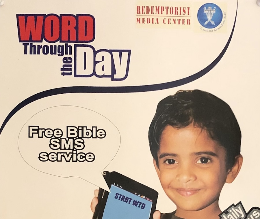 About Daily Bible SMS